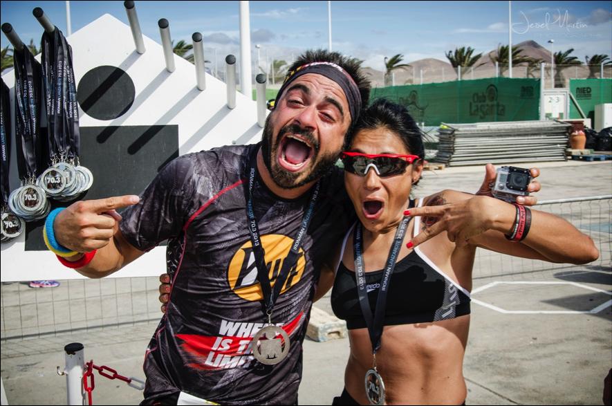 Mi primer Triatlón | Half Ironman 70 3 Lanzarote