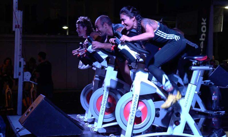 Mi masterclass de spinning en la Claror Fitness Fest: reto conseguido