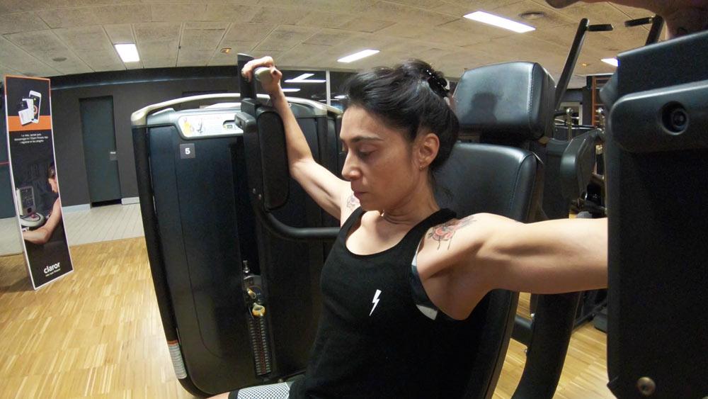 rutina de ejercicios para perder grasa y ganar musculo